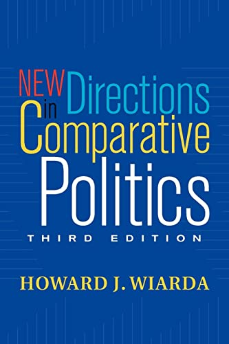 9780813398495: New Directions In Comparative Politics