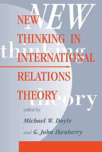 9780813399669: New Thinking In International Relations Theory
