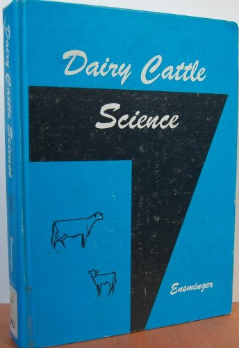 9780813420790: Dairy Cattle Science