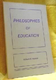 9780813421469: Philosophies of Education