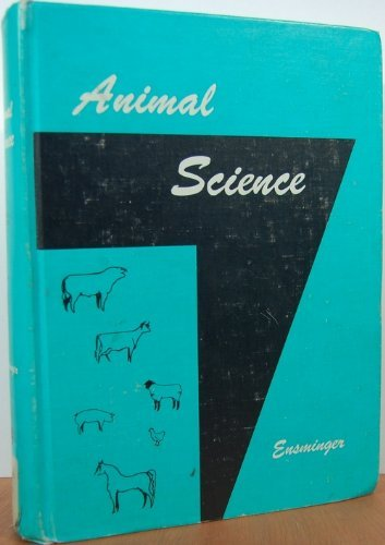 9780813422947: Animal science (Animal agriculture series)