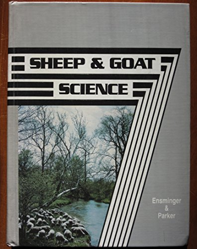 9780813424644: Sheep and Goat Science (Animal Agriculture Series)