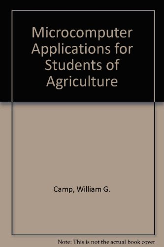 9780813427553: Microcomputer Applications for Students of Agriculture