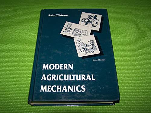 9780813428567: Modern agricultural mechanics