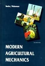9780813429243: Modern Agricultural Mechanics