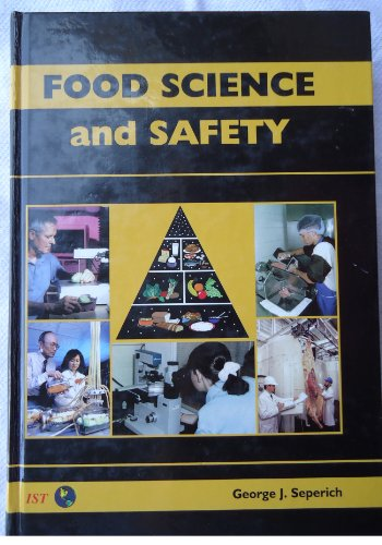 9780813430867: Food Science and Safety (Agriscience and Technology Series)