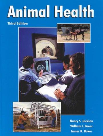 9780813431697: Animal Health