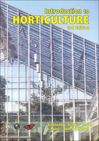 9780813431703: Introduction to Horticulture (Agriscience and Technology Series)