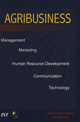 9780813431727: Agribusiness: Management, Marketing, Human Resource Development, Communication, and Technology (Agriscience and Technology Series)