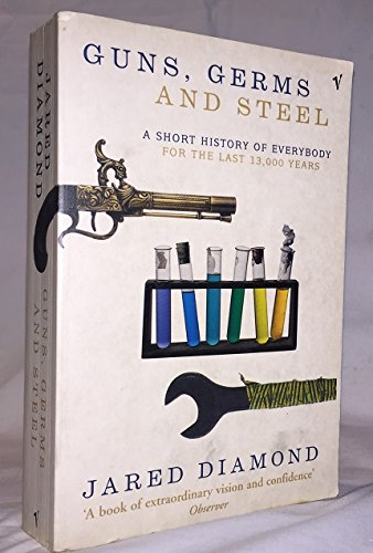 9780813498027: Guns, Germs, and Steel: The Fates of Human Societies by Jared M. Diamond (1999) Paperback