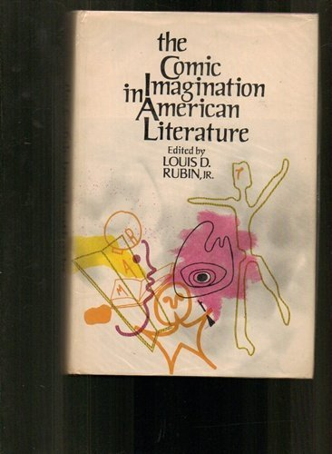 9780813507583: The comic imagination in American literature