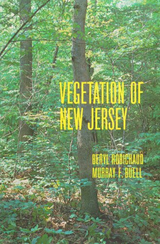 Vegetation of New Jersey: A Study of Landscape Diversity