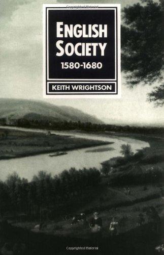 9780813510828: English Society