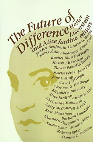 9780813511122: The Future of Difference (Douglass Series on Women's Lives and the Meaning of Gender)