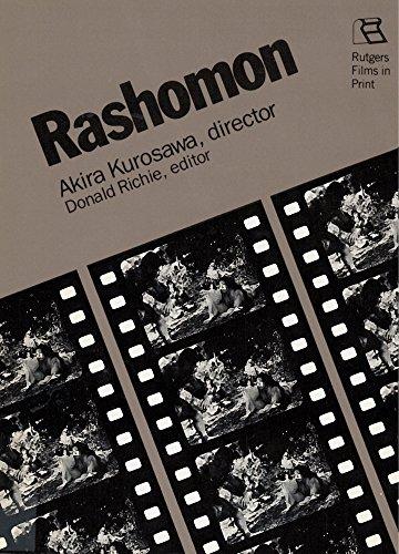 9780813511801: Rashomon (Rutgers Films in Print)