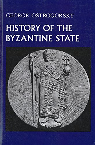 9780813511986: History of the Byzantine State
