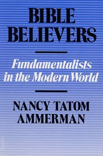 9780813512303: Bible Believers