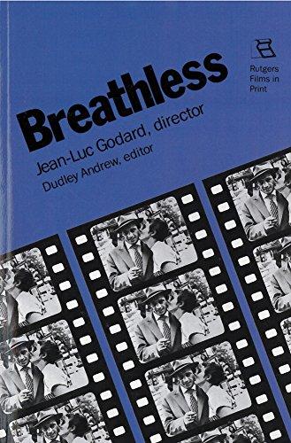 9780813512532: Breathless: Jean-Luc Godard, Director (Rutgers Films in Print series)