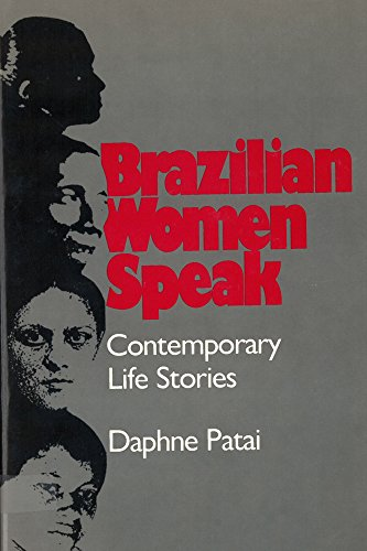 9780813513010: Brazilian Women Speak: Contemporary Life Stories