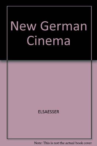 9780813513911: New German Cinema: A History (Rutgers Film Studies)