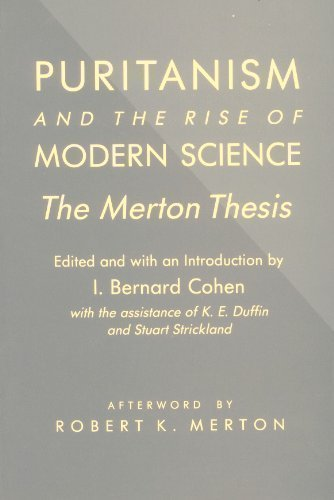 Puritanism & Rise Of Science