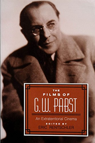 9780813515342: The Films of G.W. Pabst: An Extraterritorial Cinema