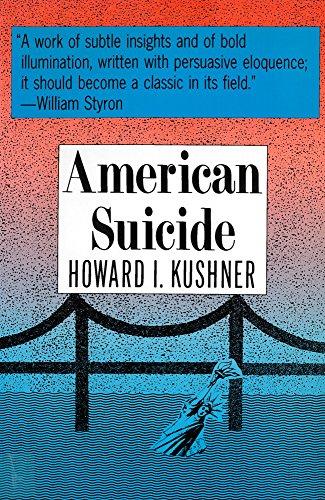 American Suicide: Kushner, Howard