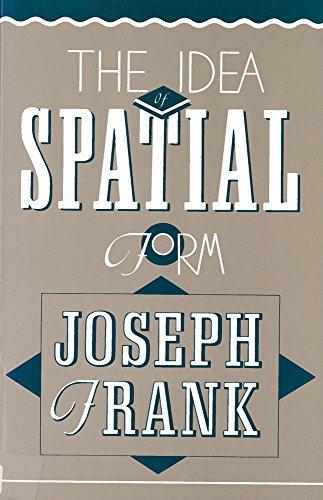 The Idea of Spatial Form: Frank, Joseph