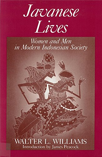 9780813516493: Javanese Lives: Women and Men in Modern Indonesian Society