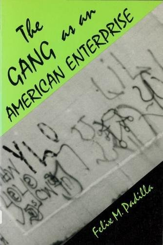 9780813518053: The Gang as an American Enterprise