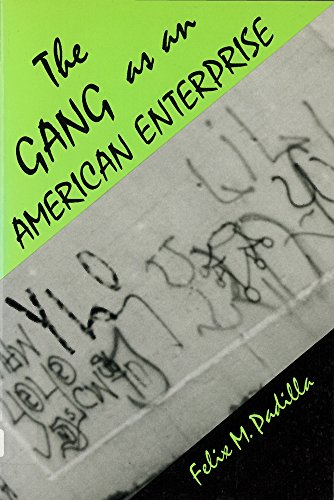 9780813518060: The Gang as an American Enterprise