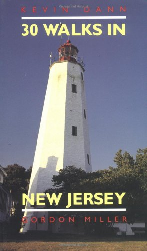 30 Walks in New Jersey