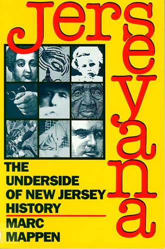 9780813518190: Jerseyana: The Underside of New Jersey History