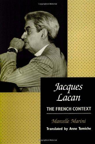 Jacques Lacan: Marini, Marcelle