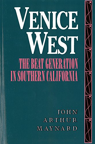 9780813519654: Venice West: The Beat Generation in Southern California