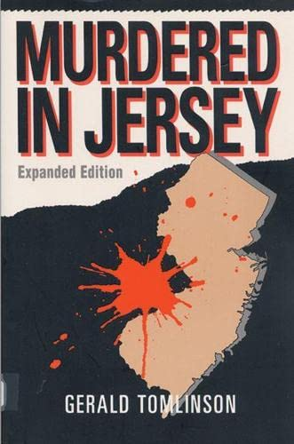 9780813520780: Murdered in Jersey: Expanded Edition
