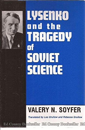 9780813520872: Lysenko and the Tragedy of Soviet Science