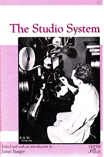 The Studio System: Janet Staiger, professor