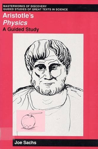 9780813521916: Aristotle's Physics: A Guided Study (Masterworks of Discovery)