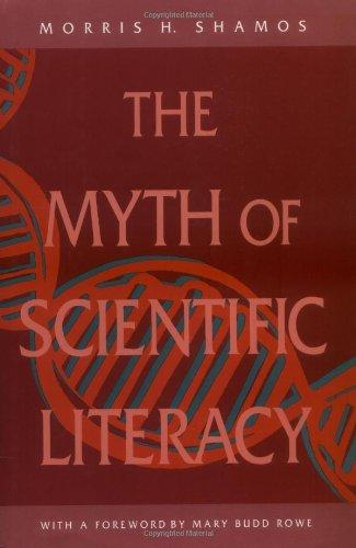 9780813521961: Myth Of Scientific Literacy