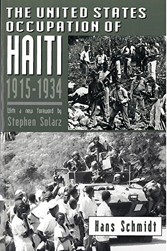 9780813522036: The United States Occupation of Haiti, 1915-1934