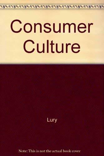 9780813523286: Consumer Culture