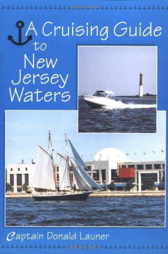 9780813523866: Cruising Guide N J Waters