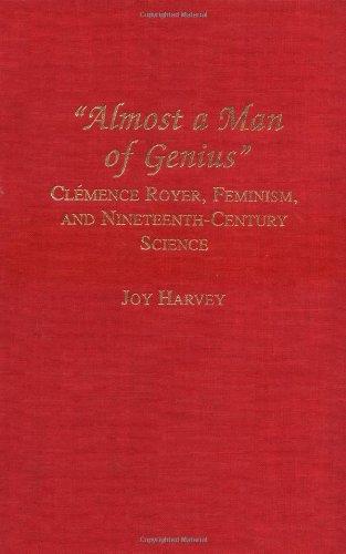 "Almost a Man of Genius"" : Clemence: Joy Harvey"