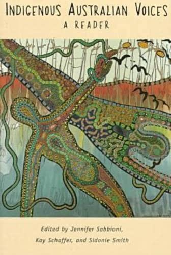 9780813524962: Indigenous Australian Voices: A Reader