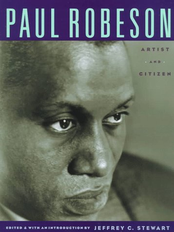 9780813525105: Paul Robeson: Artist and Citizen