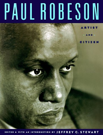 9780813525112: Paul Robeson: Artist and Citizen