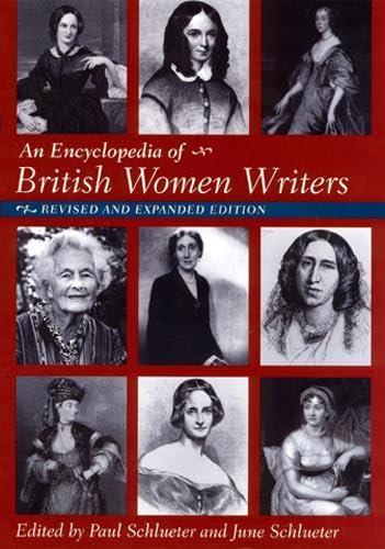 9780813525433: Encyclopedia of British Women Writers
