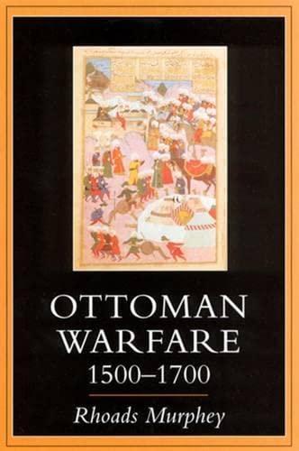 9780813526843: Ottoman Warfare, 1500-1700