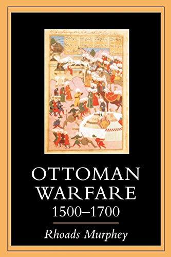 9780813526850: Ottoman Warfare 1500-1700